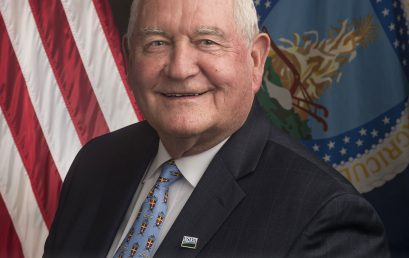 2. Debate with the Secretary USDA Mr Sonny Perdue
