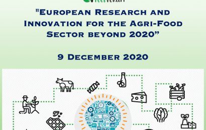10. European research and innovation for the Agri Food Sector beyond 2020