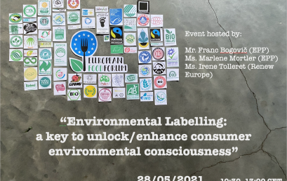 14. Environmental labelling:  a key to unlock/enhance consumer environmental consciousness